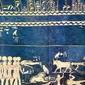 Astrologia antico Egitto